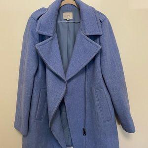 Loft asymmetrical jacket